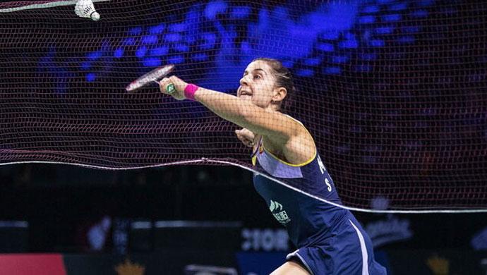 马琳VS吉尔莫 2020欧洲团体锦标赛 女团小组赛一分6合视频