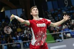 歐洲團體丨安賽龍約根森建功 丹麥3-0橫掃俄國進決賽