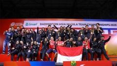 印尼队成就3连冠 王莲香:乔纳坦不够稳定