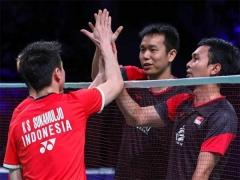 印尼羽协:小黄人、亨山组合将代表印尼参加奥运
