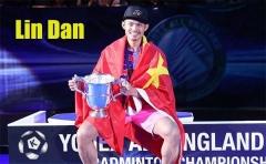 全英赛谁最厉害?6冠王林丹排不上前十,国羽只有一人上榜!