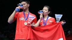 印尼混双主教练:乔丹全英赛目标是冠军