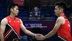 奥运资格不受影响  双蔚组合继续搭档参赛
