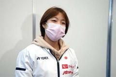 日本队每人配发20个口罩 因疫情桃田未随队