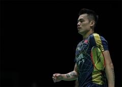 全英賽1/8決賽丨林丹vs諶龍