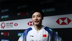 石宇奇:希望能打到半決賽或決賽 出場蠻帥的