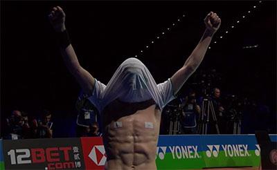 2局横扫周天成 安赛龙成近20年欧洲最强男单