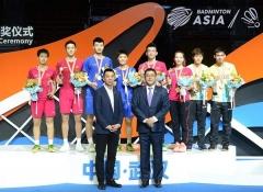 亚洲羽联:菲律宾不再适合举办亚锦赛