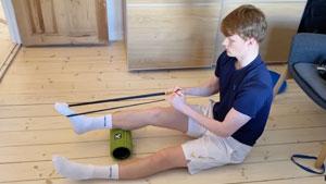 安东森告诉你脚踝扭伤可以做哪些恢复训练?