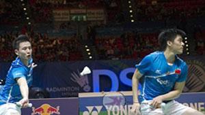 """2012全英男双决赛 丨那还是""""风起云涌""""时 那还是""""成龙""""的当打之年!"""