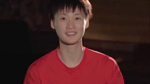 陈雨菲:张宁奥运夺冠时我才10岁 渴望拥有林丹的霸气