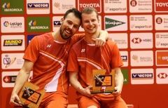迫不及待想比赛 丹麦一双渴望为国家赢奥运奖牌
