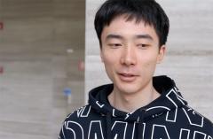 """黄宇翔谈外号""""谜哥"""":挺好的 球迷爱看我打比赛"""