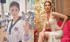 金达汶上榜泰国体育界十大美女!
