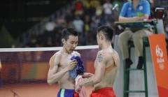 李宗伟:林丹打奥运较难 等他退役打表演赛