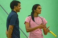 印度羽球队制定训练新规 辛德胡担心强度没保证