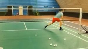 安赛龙花式回球练习,这招比赛中使用效果如何?