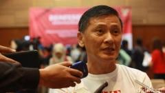 印尼男单主教练重返训练岗位  此前疑似感染新冠