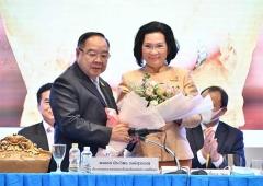 泰羽协主席当选奥委会文化遗产委员会主席