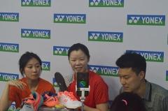 李雪芮:奥运对国羽女单是考验 陈雨菲需做自己