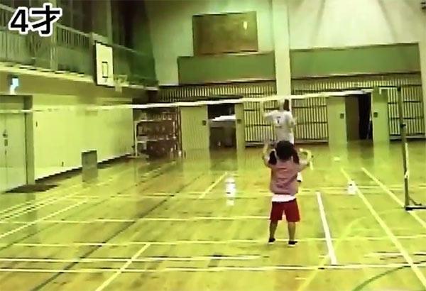 山口茜晒3-22岁打球成长视频 感恩成长