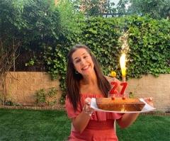 马琳27岁生日专访:个性强不被人理解 已和男友分手