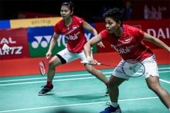 波莉:盼为印尼夺得首枚奥运女双奖牌