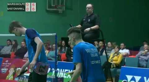2020英格兰全国锦标赛男双决赛