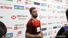 约根森退出国家队 10月丹麦公开赛告别战