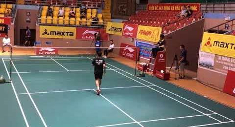 2020全越南男团半决赛,37岁阮天明仍能横扫小将
