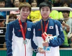 韩国主教练:男单后继有人 全奕陈将是今后主力