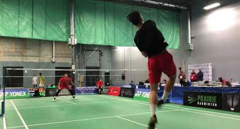 何舒vs安东尼奥精彩集锦  2020加拿大全国锦标赛