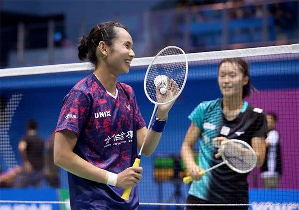戴资颖2-0横扫许玟琪集锦  2020台湾省团体锦标赛决赛