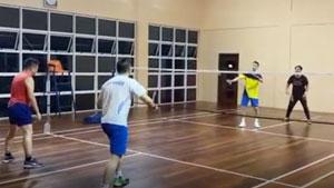 李宗伟最新视频:打球吗?双打不太会的那种!
