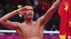 【历史上的今天】林丹蝉联奥运冠军 创造历史