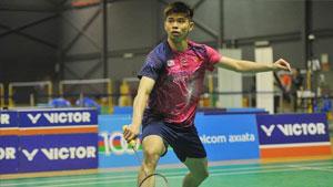 梁峻豪 VS 林忠庆 2020马来西亚队内赛第二级别男单决赛