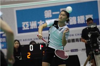 许玟琪VS金乔恩 2019亚洲大学羽毛球锦标赛 女单决赛视频