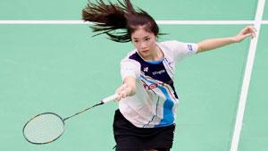 13岁美少女碧查梦VS 猜万2020泰国全国锦标赛 女单半决赛视频