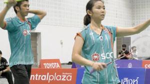 乔姆/帕桑普兰VS拉查波尔/素猜普拉法拉特 2020泰国全国锦标赛 混双决赛视频