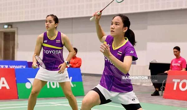 努塔卡伦/本雅帕VS金达汶/拉温达 2020泰国全国锦标赛 女双决赛视频