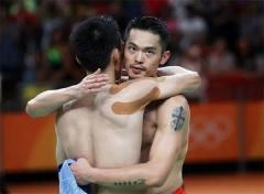 【历史上的今天】里约奥运半决赛林丹不敌李宗伟
