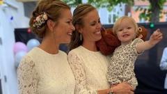 出柜11年后,丹麦女双佩蒂森/尤尔上周大婚!