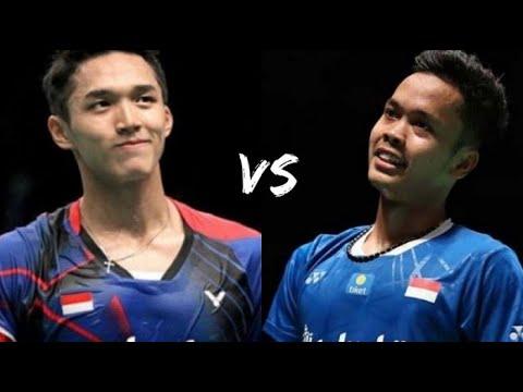 乔纳坦VS金廷 2020印尼汤尤杯模拟赛 男团决赛视频