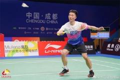 谌龙3-0轻取 郭新娃/黄东萍横扫对手3局仅得4分