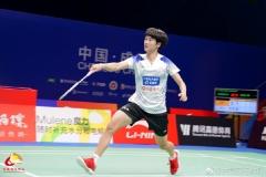 羽超第6轮,青岛仁洲首丢分 刘雨辰郭军豪输掉比赛