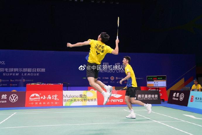 刘成黄凯祥0-3不敌临时组合何济霆韩呈恺集锦!