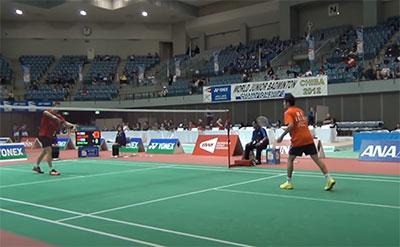 【低视角】当年世青赛薛松2-1安赛龙,决赛差点拿下桃田