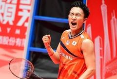 丹麦公开赛抽签出炉,桃田贤斗冲击复出首冠