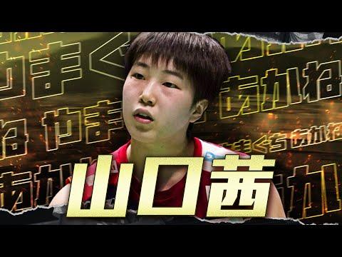 羽球选手故事丨有一种比赛精神叫山口茜