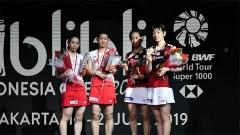 世锦赛3连亚 东京奥运是油菜花证明自己良机